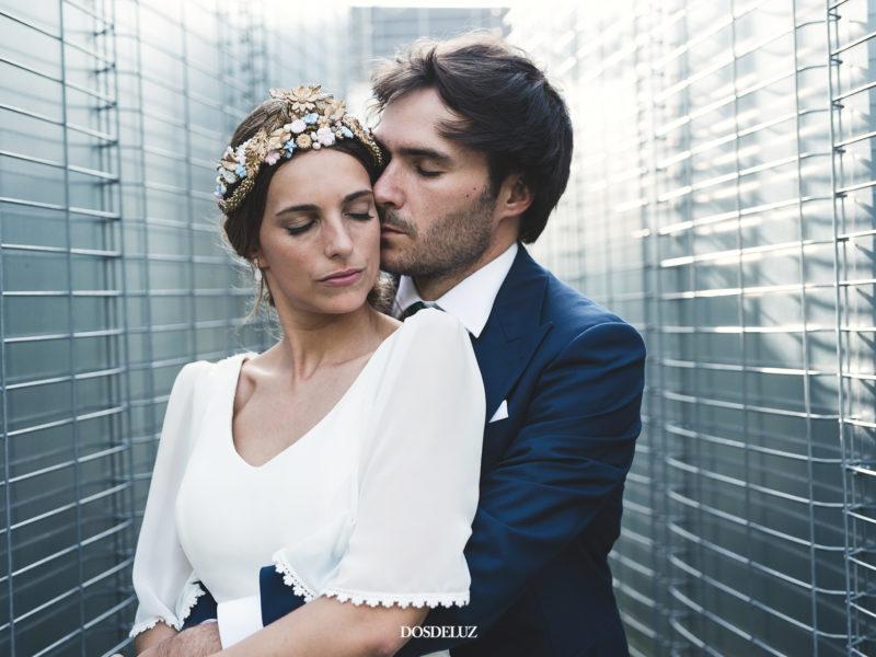 Leyre y Sergio, días de boda