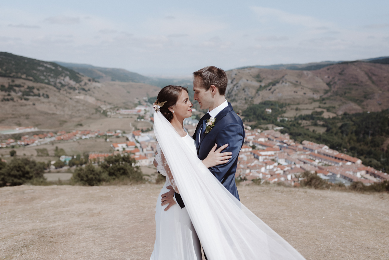 Sheila y Arturo, de una boda sale… otra boda ;)