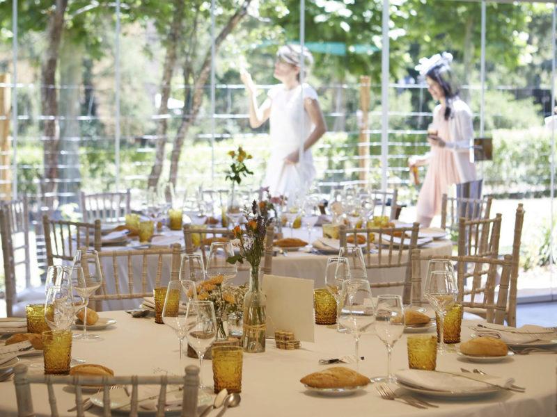 La Arboleda del Sur, bodas para la gente